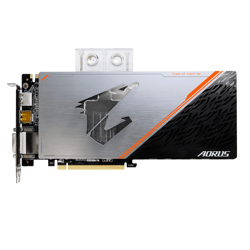 Obrázok produktu GIGABYTE AORUS GTX 1080 Ti Waterforce WB Xtreme Edition 11G