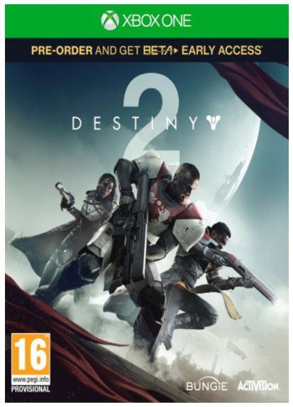 XONE - Destiny 2 UK