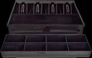 Náhradní plastový pořadač na peníze 4/ 8 pro zásuvku S-410