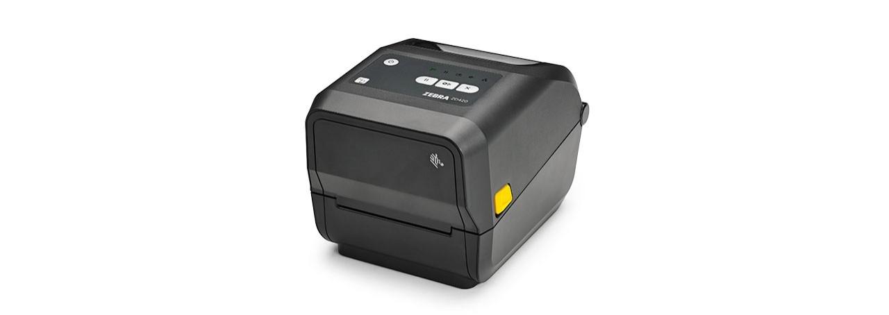 Obrázok produktu Zebra TT (Ribbon) ZD420 - 203 dpi, USB, LAN