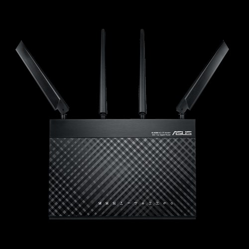 ASUS 4G-AC68U - dual band LTE router