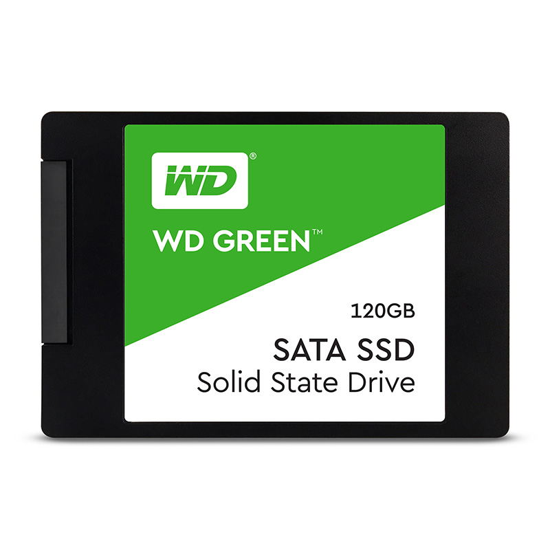 "SSD 2, 5"" 240GB WD Green 3D NAND SATAIII 7mm"