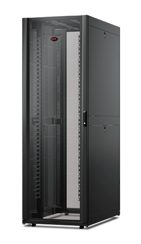 NetShelter SX 48U 750mm Wide x 1200mm Deep Networking Enclosure with Sides