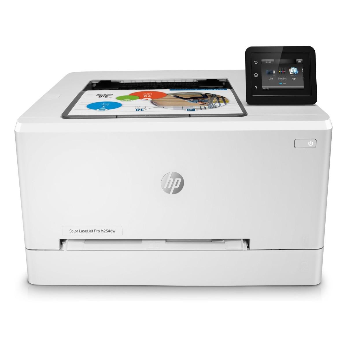 Obrázok produktu HP Color LaserJet Pro M254dw