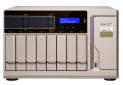 "QNAP TS-1277-1600-8G (3, 6GHz / 8GB RAM / 8x3, 5"" + 2x2, 5"" SATA / 2x M.2 SATA slot / 4x G"