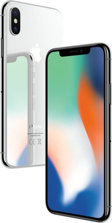 Obrázok produktu iPhoneX 64GB Silver