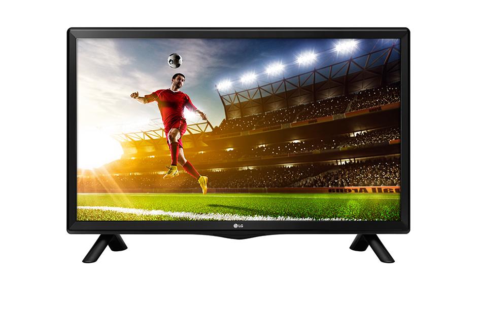 """Obrázok produktu 28"""" LG LED 28MT49VT-PZ - HD Ready, 16:9, HDMI, USB, DVB-T/ C/ S2, černá"""