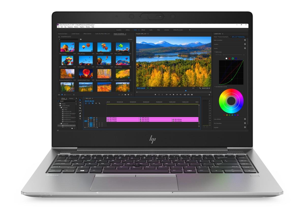Obrázok produktu HP ZBook 14u G5 FHD/ i7-8550U/ 16G/ 512SSD/ LAN/ NFC/ W10P/ 3SERVIS