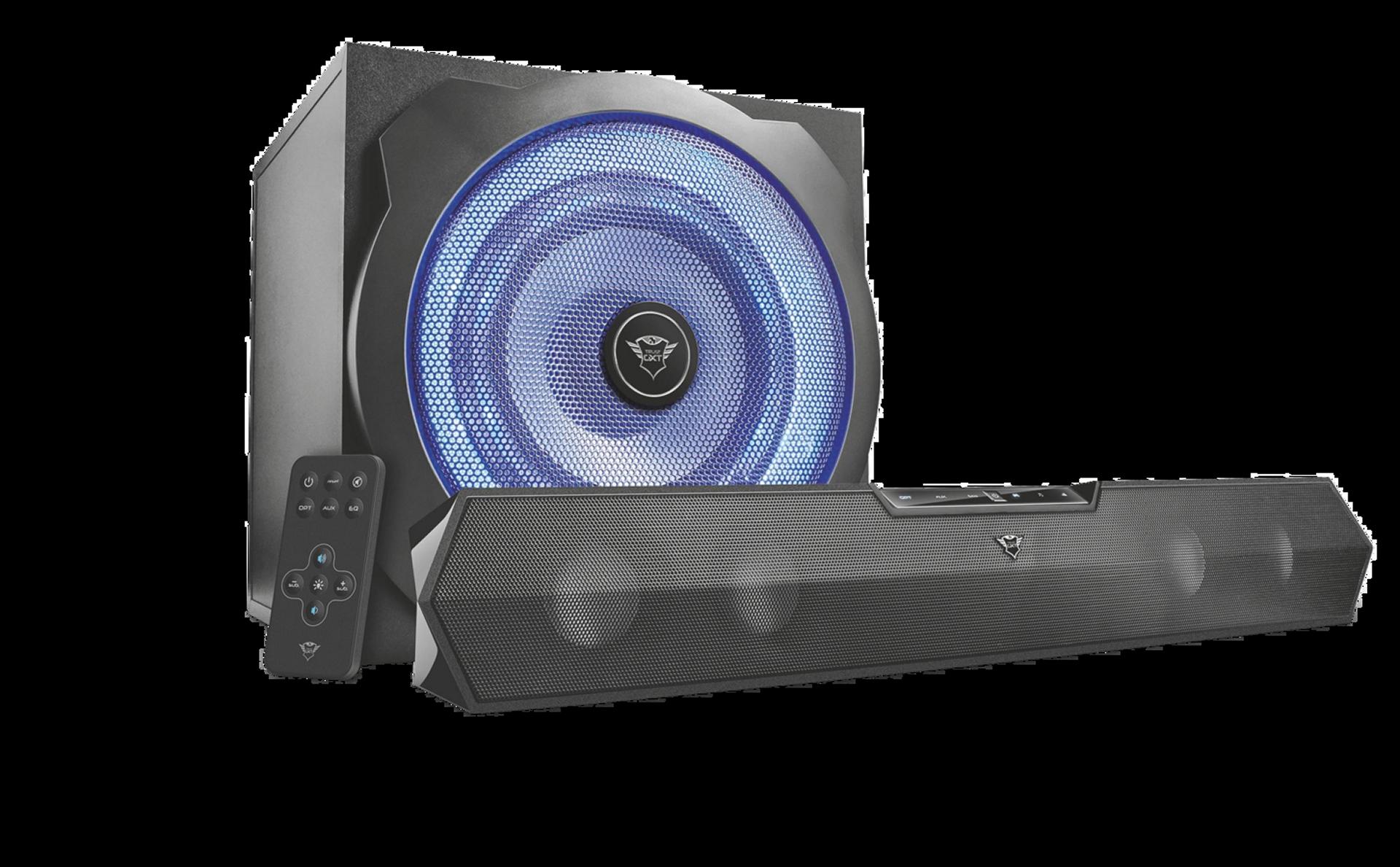 zvuk. systém TRUST GXT 668 Tytan 2.1 Soundbar