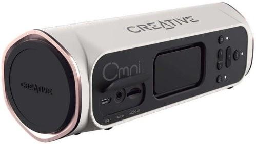 Speaker CREATIVE Omni WiFi Wireles, white
