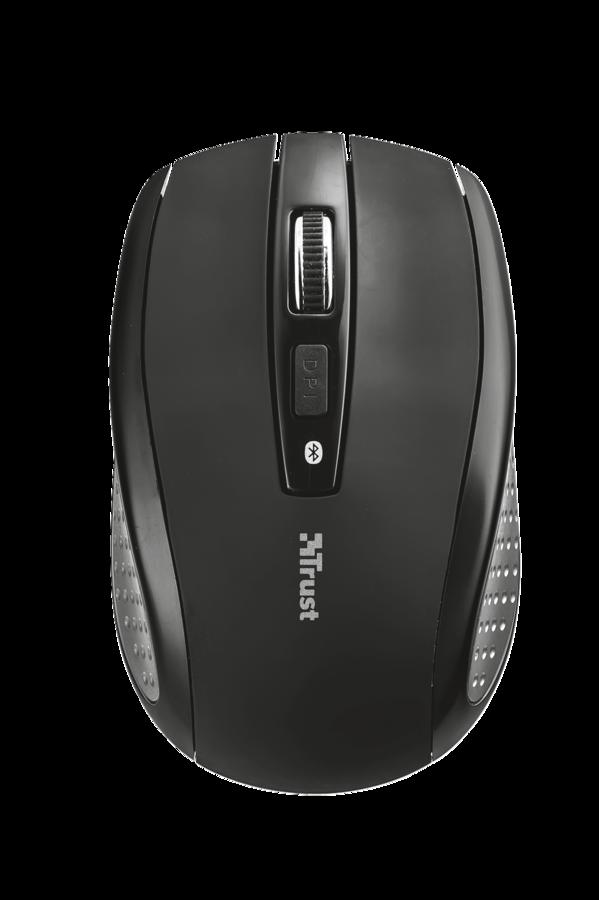 myš TRUST Siano Bluetooth Wireless - black