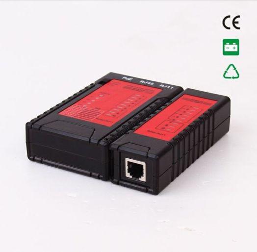 Tester WS-NF-468PF, tester POE napájení dle 802.3af