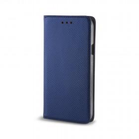 Pouzdro s magnetem Huawei P Smart Blue