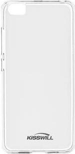 Kisswill TPU Pouzdro Transparent pro Huawei P20