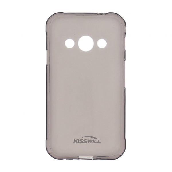 Kisswill TPU Pouzdro Black pro Huawei P20