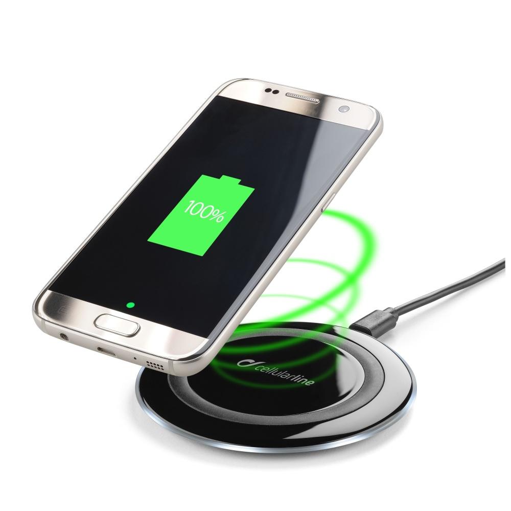 Bezdrátová nabíječka Cellularline WIRELESSPAD