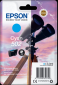 EPSON singlepack, Cyan 502, Ink, standard