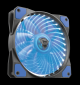 TRUST GXT 762B PC tichý LED ventilátor-black/ blue