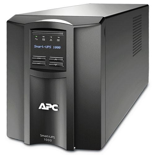 APC Smart-UPS 1000VA LCD 230V, SmartConnect - Promo 10