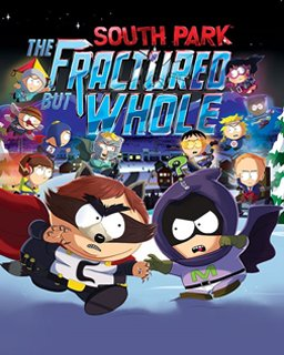 ESD South Park The Fractured But Whole