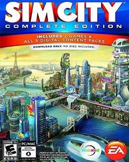 ESD Simcity Kompletní Edice