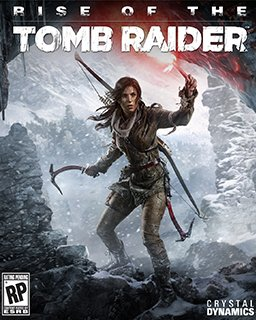 ESD Rise of the Tomb Raider 20 Year Celebration Ed