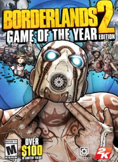 ESD Borderlands 2 Game of the Year Edition