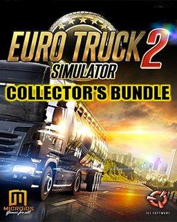 ESD Euro Truck Simulátor 2 Collectors Bundle