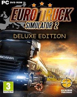 ESD Euro Truck Simulátor 2 Deluxe Edition