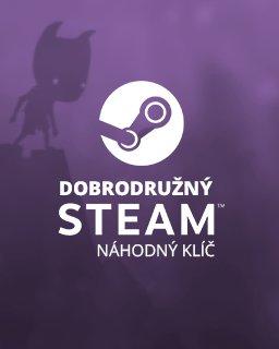 ESD Dobrodružný náhodný steam klíč