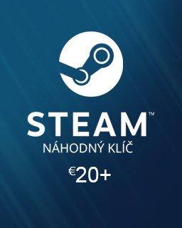 ESD Náhodný Steam klíč 20€