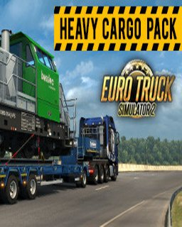 ESD Euro Truck Simulátor 2 Heavy Cargo Pack
