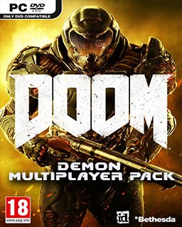 ESD Doom 4 Demon Multiplayer Pack