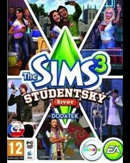 ESD The Sims 3 Studentský život