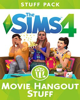 ESD The Sims 4 Domácí kino