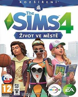 ESD The Sims 4 Život ve městě
