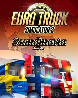 ESD Euro Truck Simulátor 2 Scandinavia