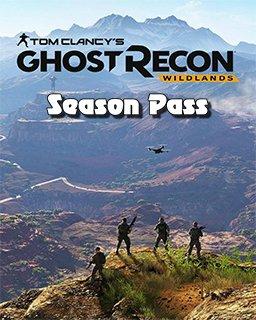 ESD Tom Clancys Ghost Recon Wildlands Season Pass