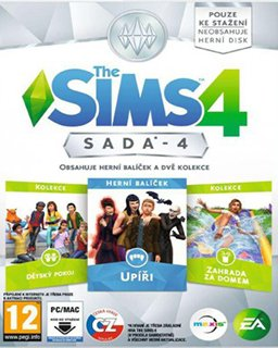 ESD The Sims 4 Bundle Pack 4