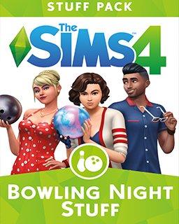 ESD The Sims 4 Bowlingový večer