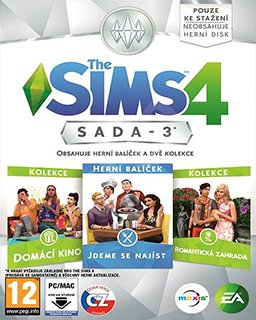 ESD The Sims 4 Bundle Pack 3