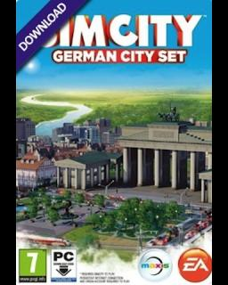 ESD SimCity German City Pack