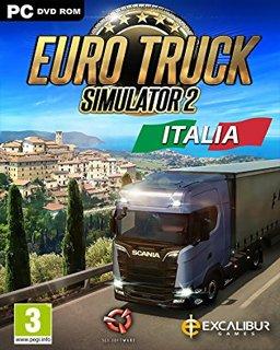 ESD Euro Truck Simulátor 2 Italia