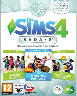 ESD The Sims 4 Bundle Pack 2