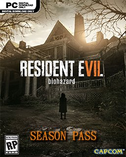 ESD Resident Evil 7 Season Pass