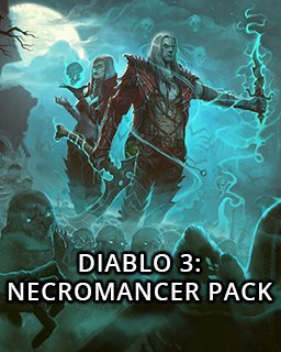 ESD Diablo 3 Rise of the Necromancer Pack