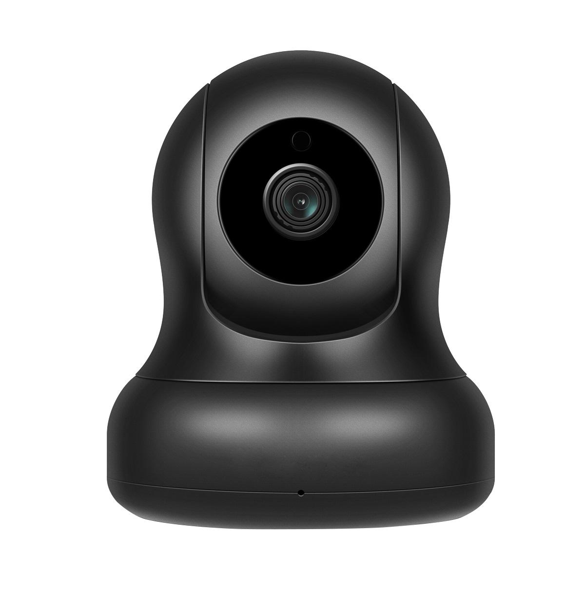 iGET SECURITY M3P15v2 - WiFi rotační IP FullHD 1080p kamera, noční LED, microSD slot, pro alarm M3 a