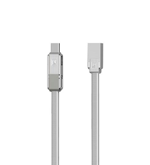 Remax RC-070th datový kabel 3v1, stříbrný