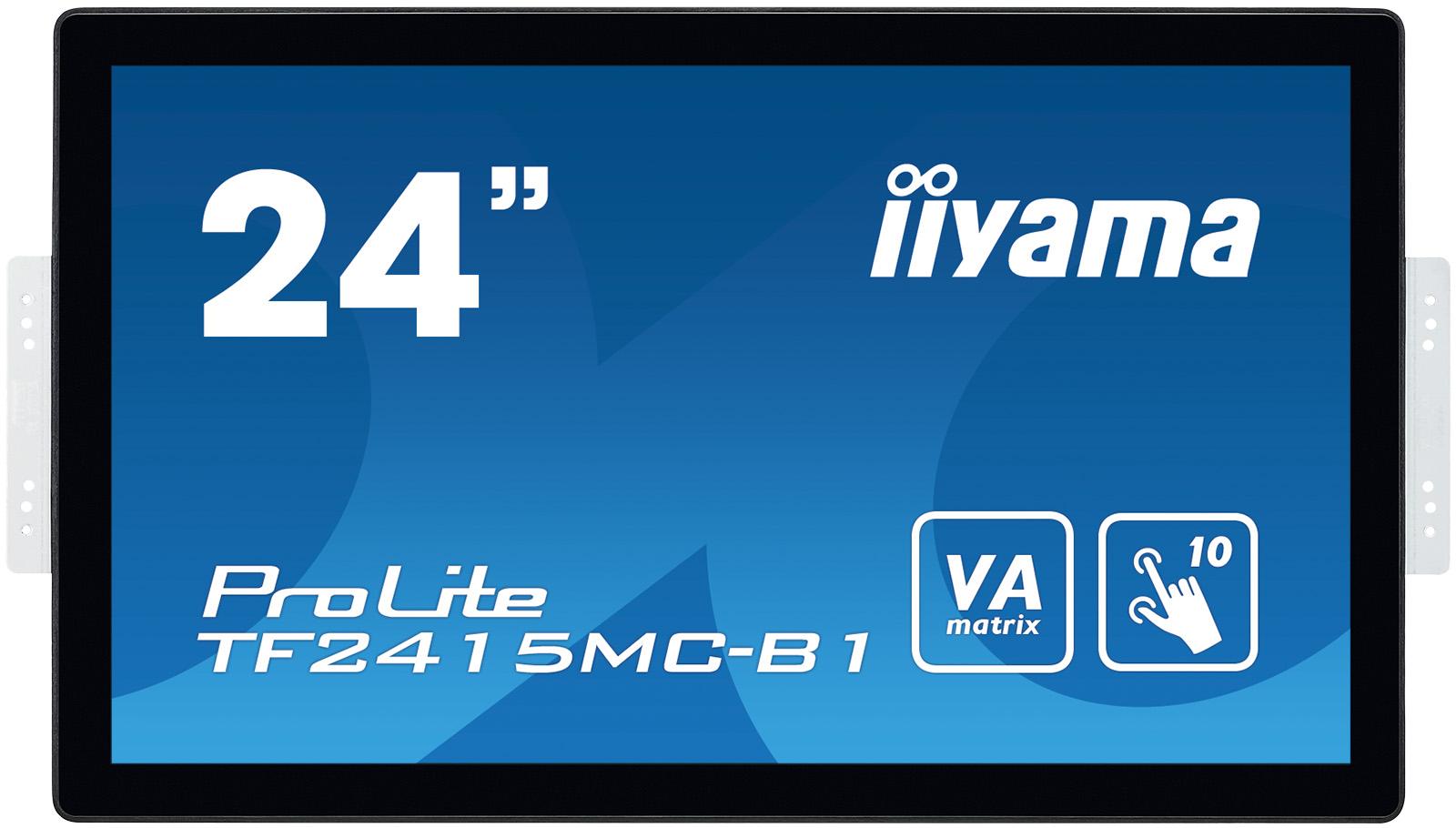 "24"" LCD iiyama TF2415MC-B1"