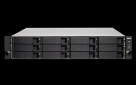 QNAP TS-1232XU-RP-4G (1, 7GHz / 4GB RAM / 12x SATA / 2x 10GbE SFP+ / 1x PCIe / 4x USB 3.0 / 2x zdroj
